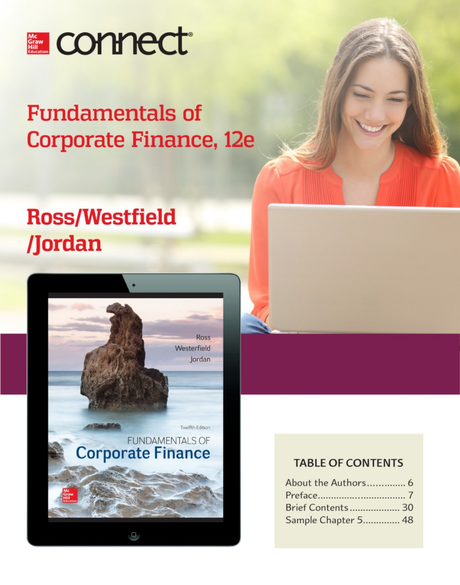 Ross: Fundamentals of Corporate Finance 12e