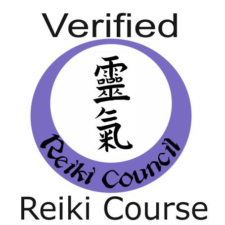 Reiki council verified course