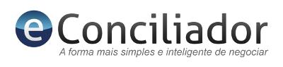 eConciliador – a forma mais simples e inteligente de negociar!