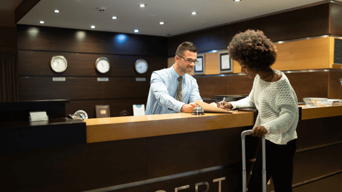 Hotel Loss Prevention Starts At The Front Desk