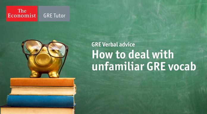 Unfamiliar GRE Vocab