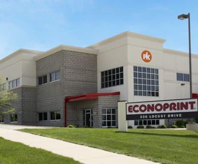 Econoprint Verona WI Office
