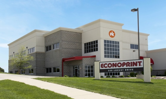 Econoprint Verona WI Office