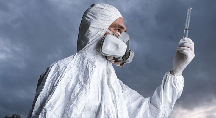 $1MM to Design Anti-Ebola Contamination Suit