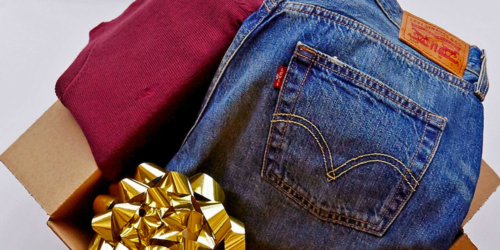 Levi's + Goodwill Make Giving Easy