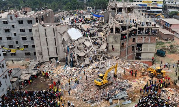 Rana Plaza Collapse: Justice Served - Conscious Living TV