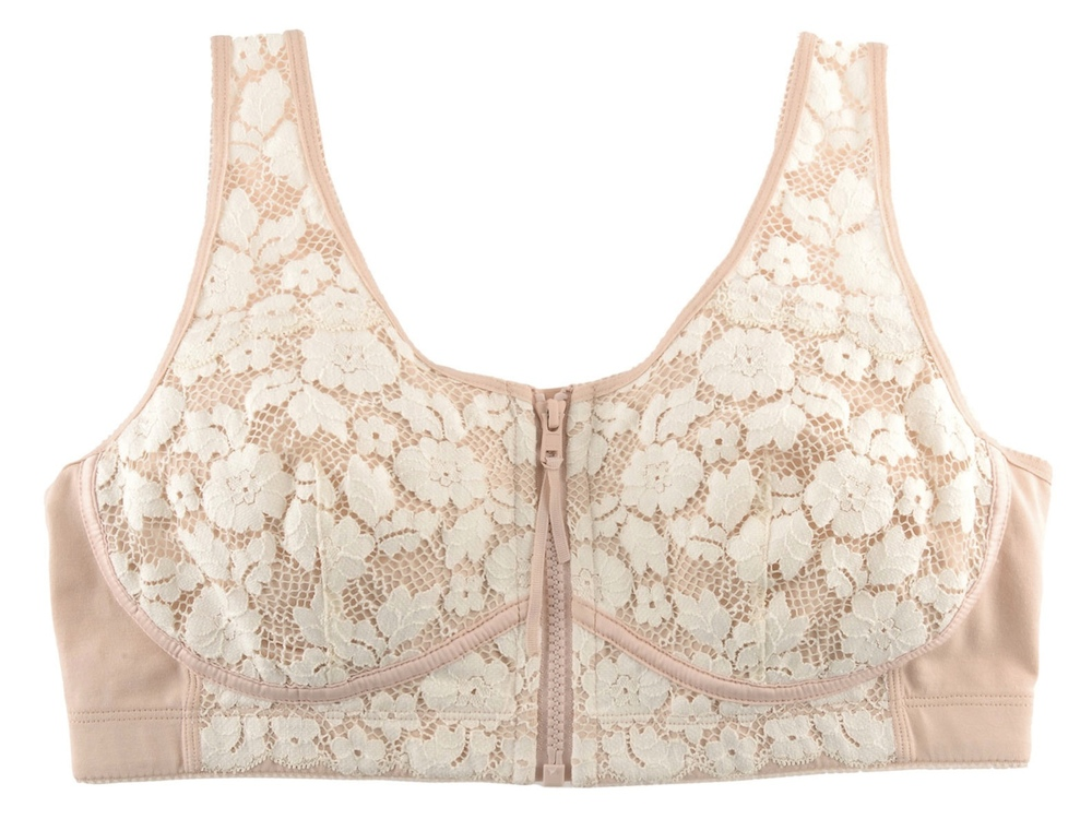 Stella's Double Mastectomy Bra