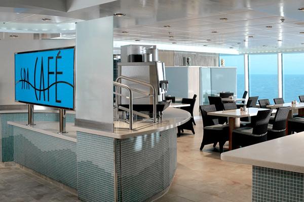 AquaSpa Café