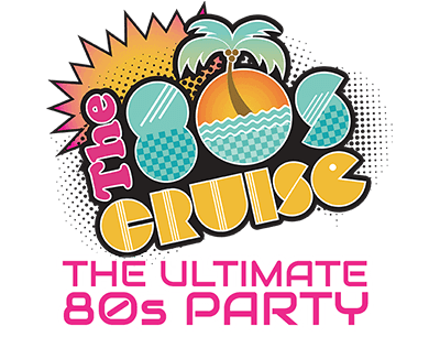 The 80s Cruise Logo