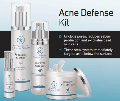 Acne Defense Kit