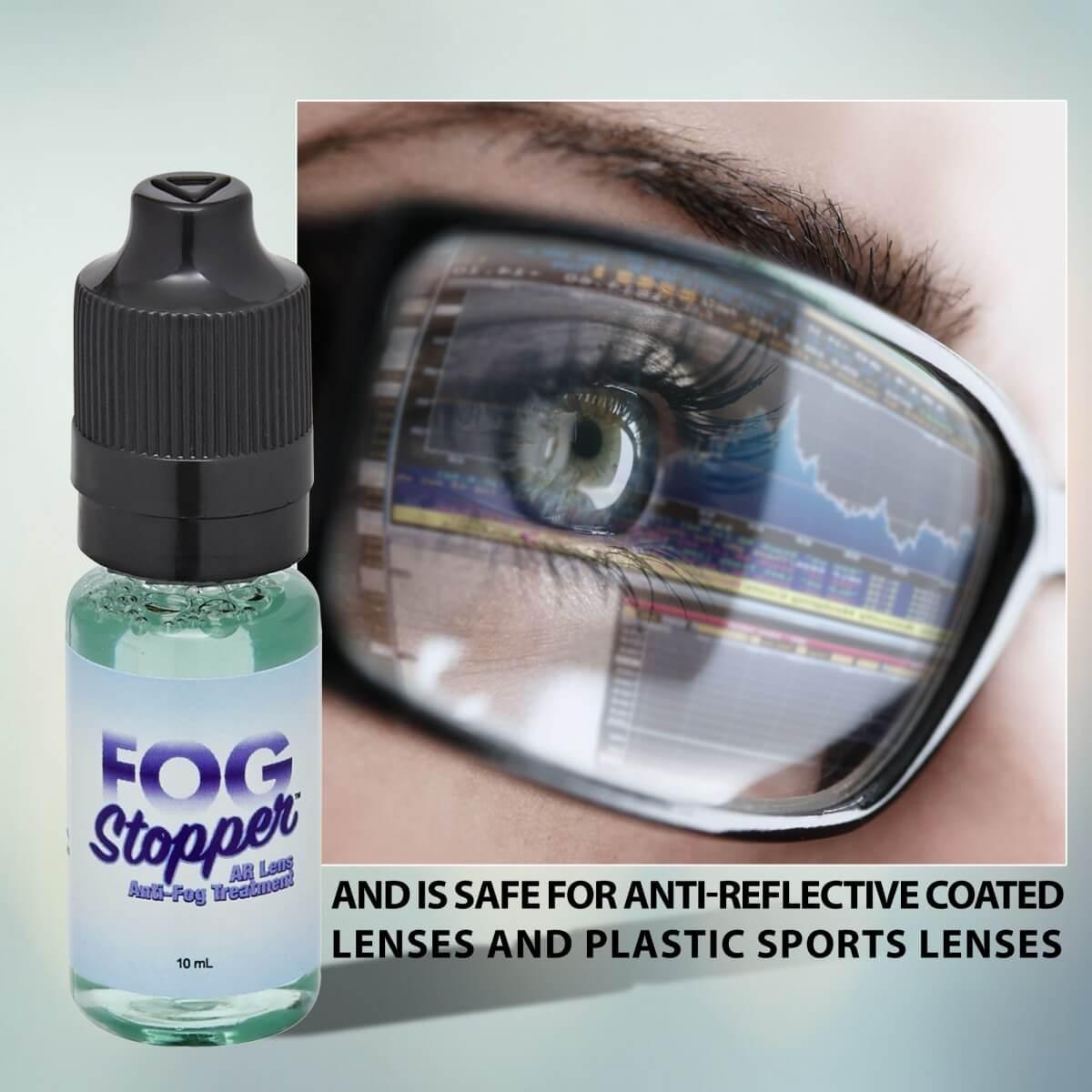 AR Fog Stopper AMZN Slide 4