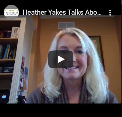 Heather Yakes Talk about True Vision Eye Care in Lancaster, Ohio