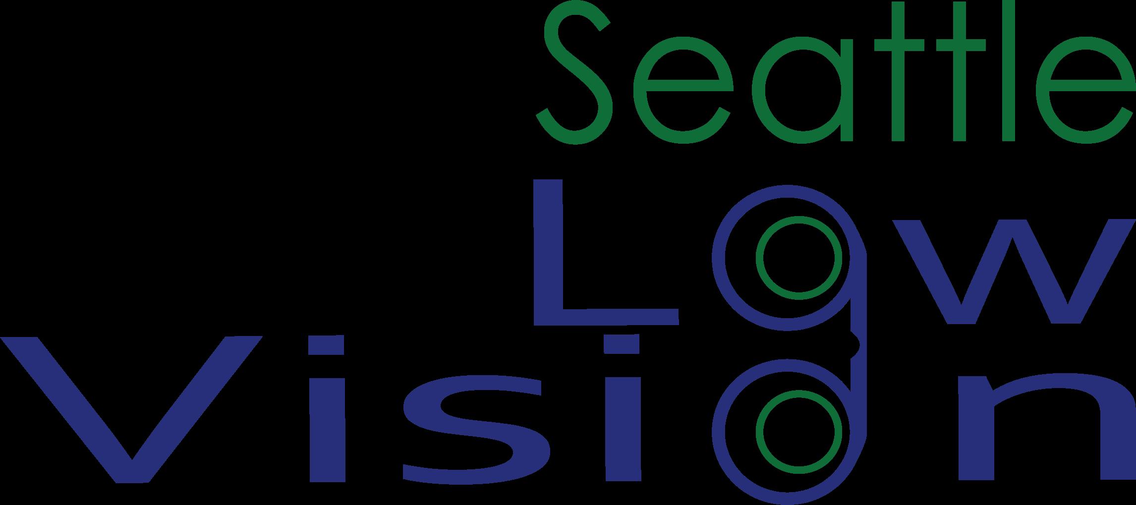 seattle low vision logo