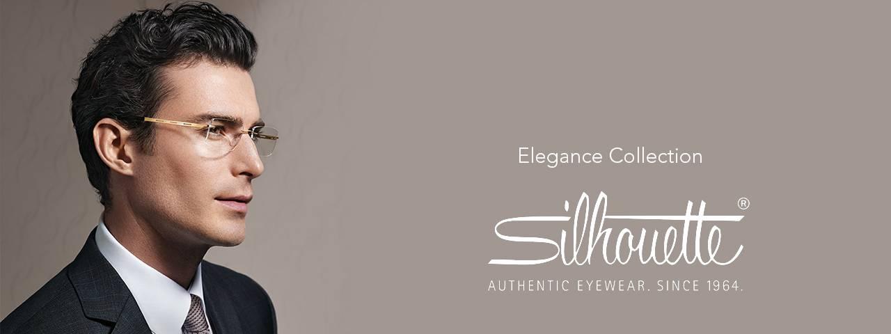 Silhouette Elegance Male