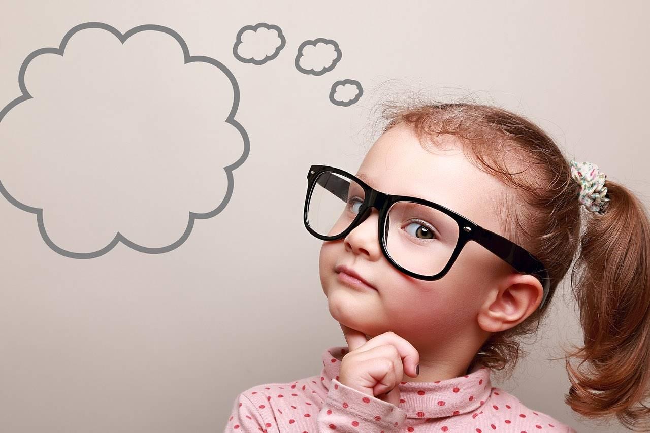 A child wondering, Eye Care in Midland, TX