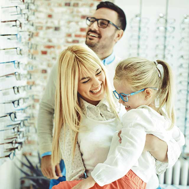 Family Eye Care in Burnaby, BC