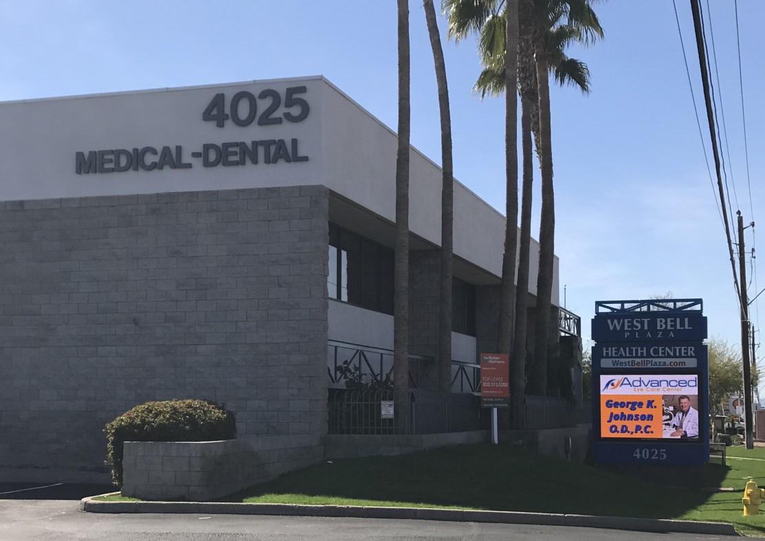 Advanced Eye Care, Dr George Johnson OD, Northwest Phoenix