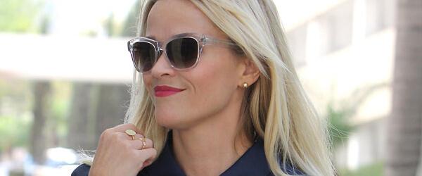 Woman Wearing Draper James Designer Sunglasses Frames