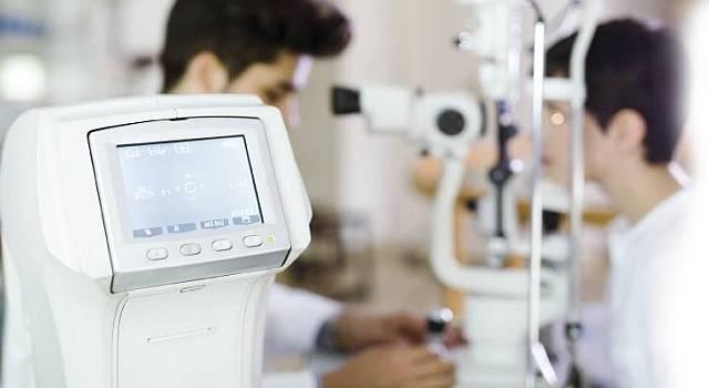 optometrist, Eye Doctor Showing Eyeglasses in Old Bridge, NJ