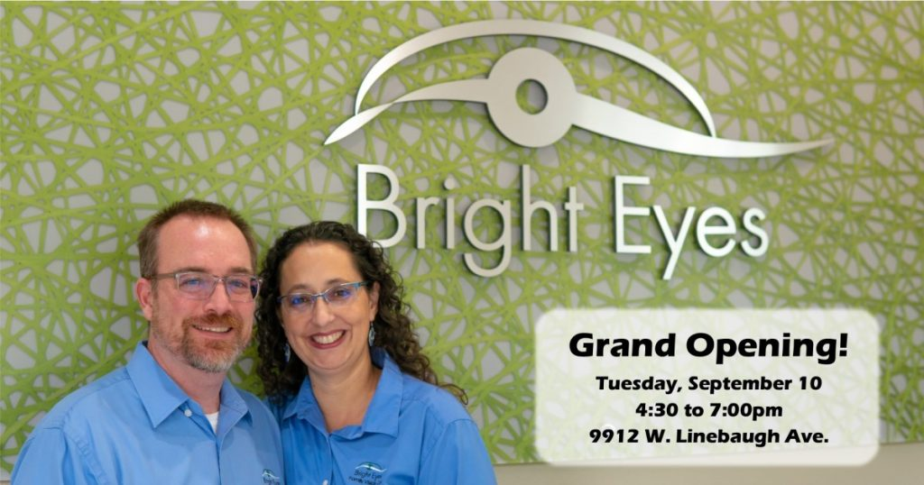 Bright Eyes Grand Opening 12×6