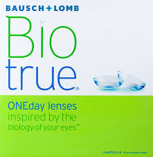 Bausch & Lomb Bio True ONEday lenses