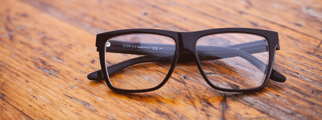 Eyeglasses – Then and Now