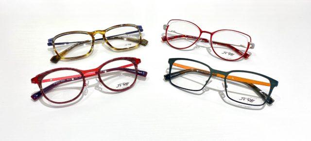 4 pairs of glasses