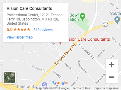 Vision Care Consultants Google Maps