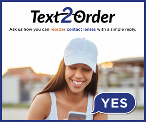 Text to Order Contact Lenses