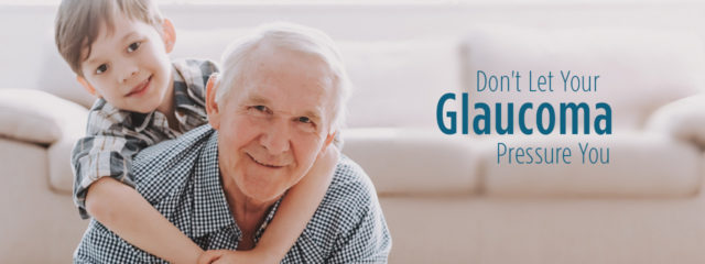 Glaucoma Man Slideshow