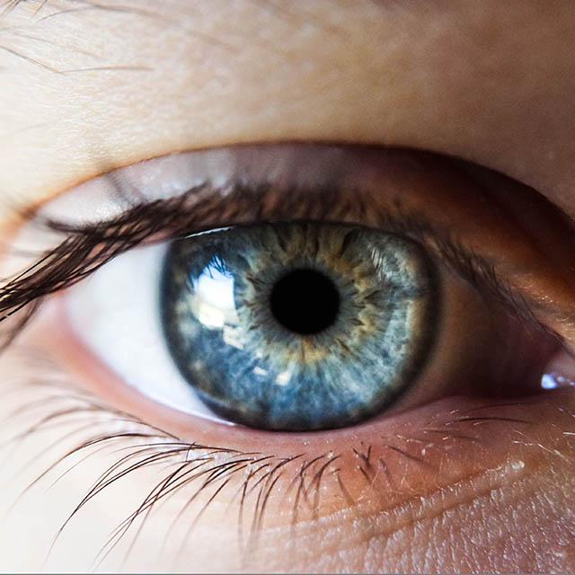 close-up of eye: eye care near you