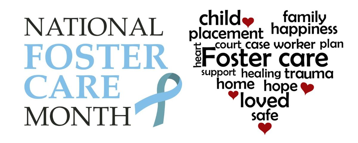 Foster Care Month Graphic - Mesa, AZ