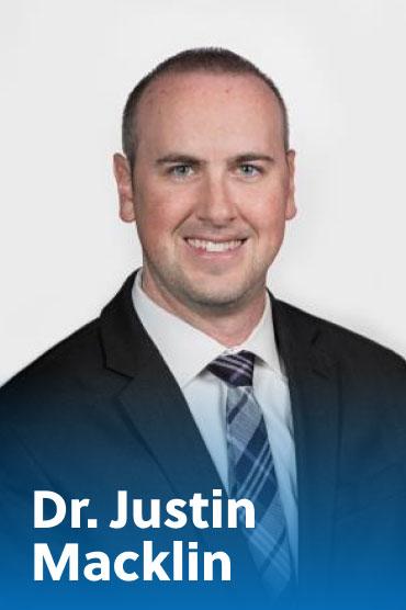 Dr. Justin Macklin