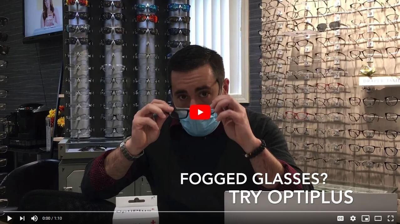 malara fogged glasses