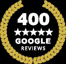 400 Reviews