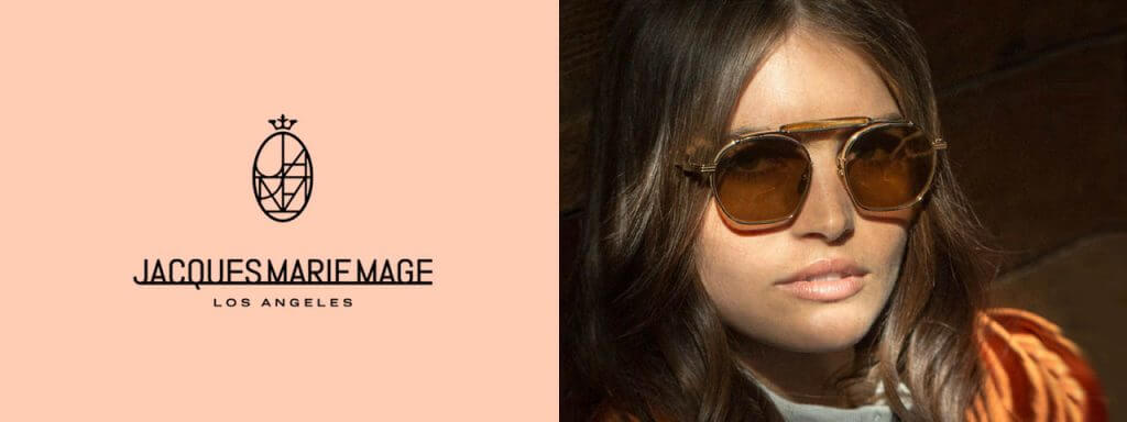 Woman wearing Jaque Marie Mage Sunglasses in Plano, TX