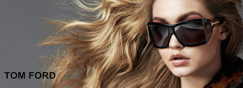 Tom Ford sunglasses optical store in Plano, Texas