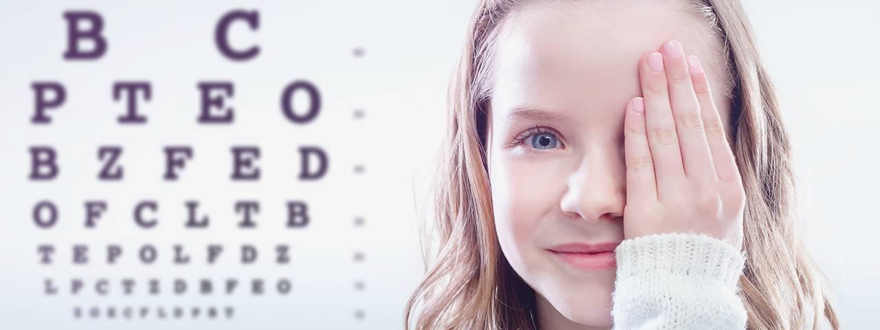 Pediatric Eye exams in Pikes Peak Colorado