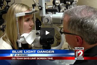 Blue Light Video