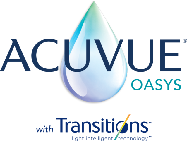 Eye exam, ACUVUE OASYS with Transitions in Phoenix, Tempe & Scottsdale, AZ