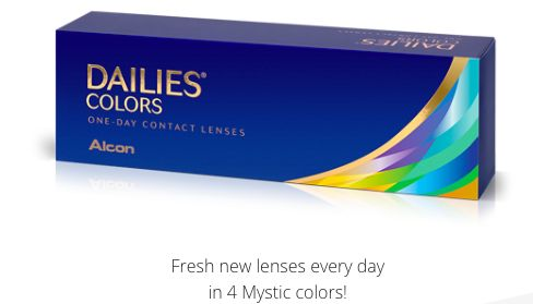 Dailes Colors