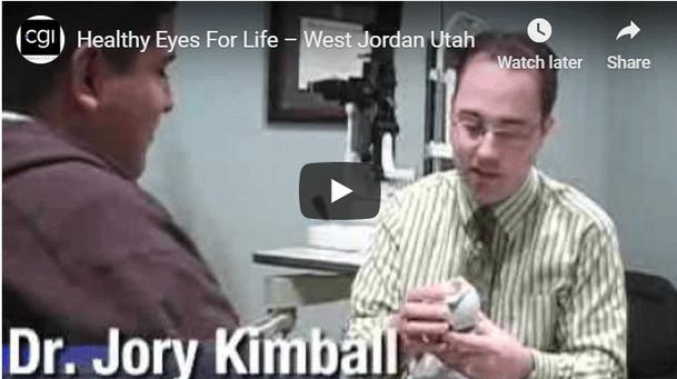 Eye Exam West Jordan, Utah
