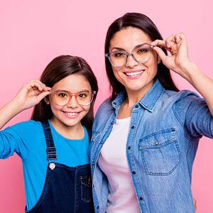 Square 300 eyeglasses