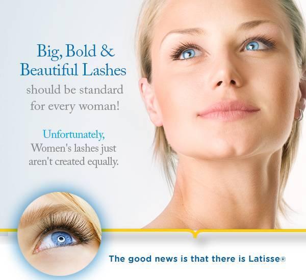 Latisse Lash Treatment at TSO Briargrove