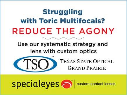 toric multifocals