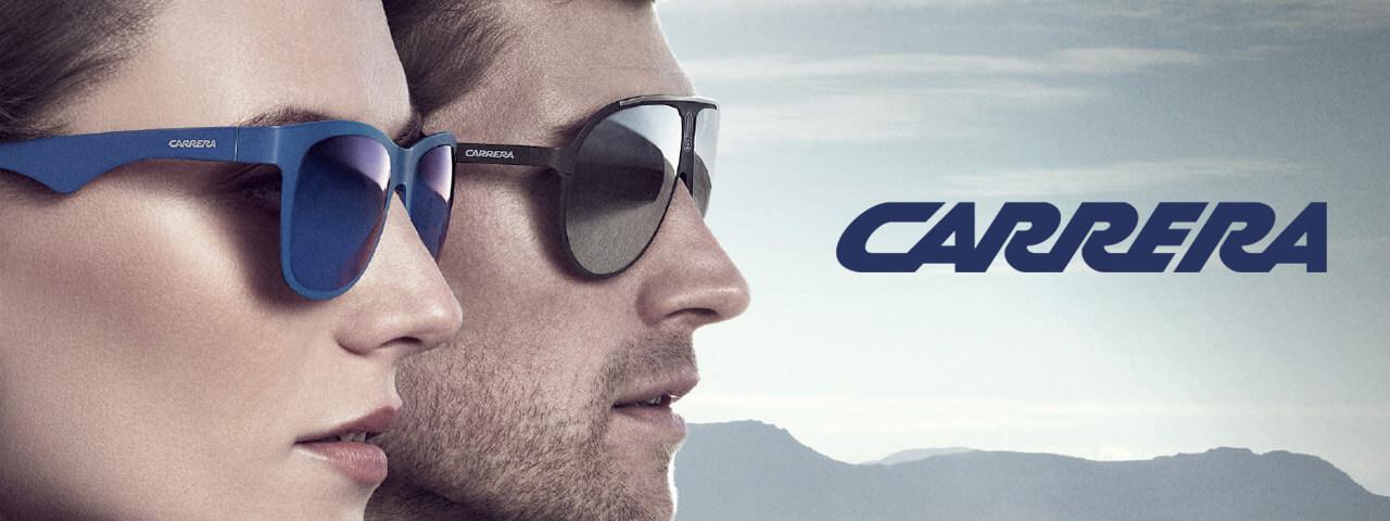 Wearing Carrera Designer Eyeglass Frames
