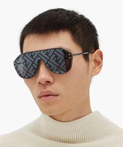 Model wearing ProDesign Eyeglasses