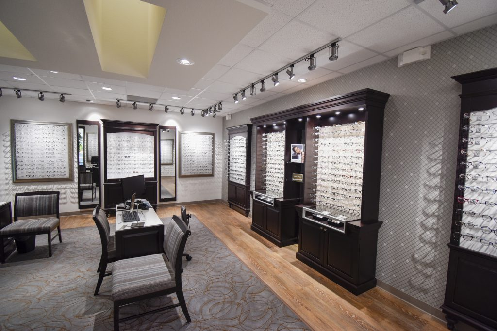 Victoria TX eye doctor