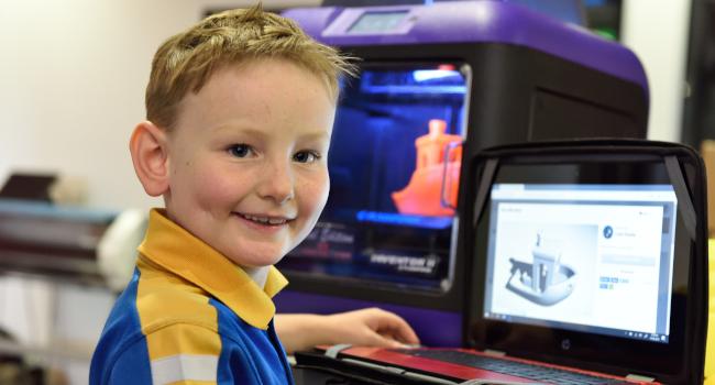 Kid-Computer-Vision-School-Work
