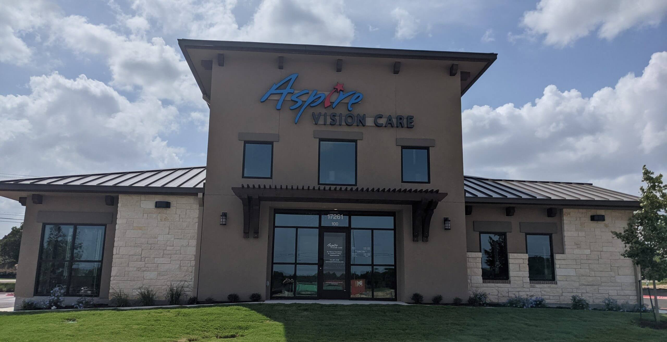 Aspire Vision Care Our New Optometry Office in Round Rock, Texas